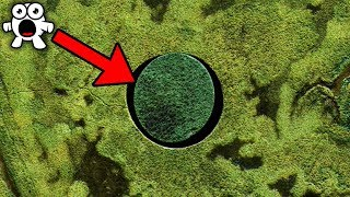 This Mysterious Rotating Island Has Finally Been Explained