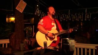 "Cliff Cody covering ""Red Rag Top"" at Hog"
