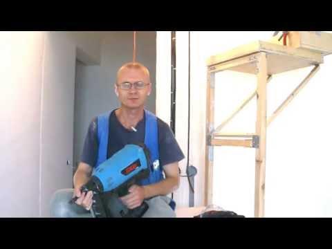 Газовый монтажный пистолет Toua GSN50  Часть 1  Стоит ли покупать