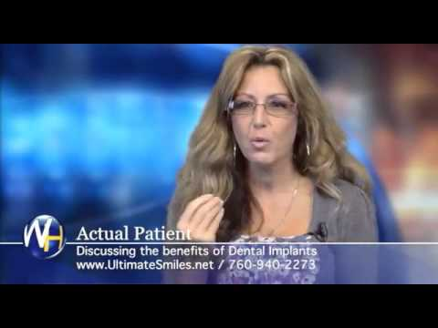 Patient Shares Testimonial for Dental Implants in Oceanside, CA With Dr. Henninger