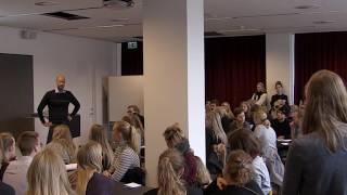 Den Juridiske Metode Ved Professor Rasmus Kristian Feldthusen   Åbent Hus 2017.