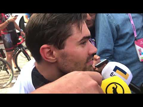 Dit zegt Tom Dumoulin na de koninginnenrit in de Giro d'Italia - WIELERFLITS
