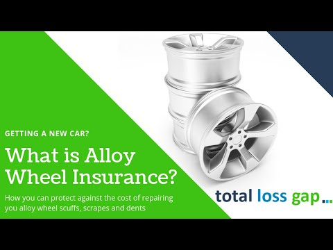 What is Alloy Wheel Insurance?