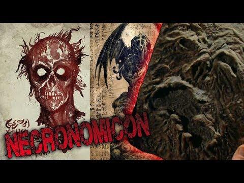 NECRONOMICON/EL LIBRO DE LOS MUERTOS, HISTORIA (Evil Dead) - MaxiLunaPMY