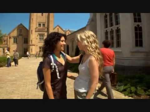 Layla & Jackie - Hot (Lesbian MV)