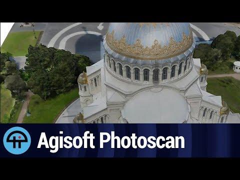 Agisoft Photoscan: Photogrammetry Made Easy