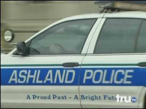 Ashland, KY - Staple Gun Stickup