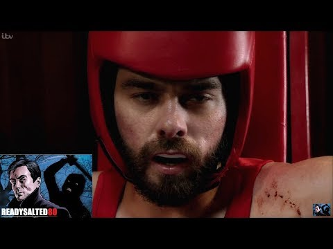 Coronation Street - David Leaves Gary Seriously Injured During Their Boxing Fight
