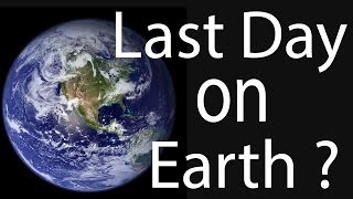 The Last Day on Earth Trailer (HD)