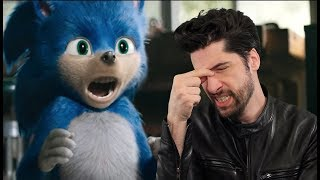 Sonic The Hedgehog - Official Trailer (My Thoughts)