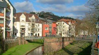 Merzig (Saarland, Germany) Stadtansicht
