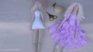 Handmade Festival. Делаем куклу Тильда с Ингой Главинской.