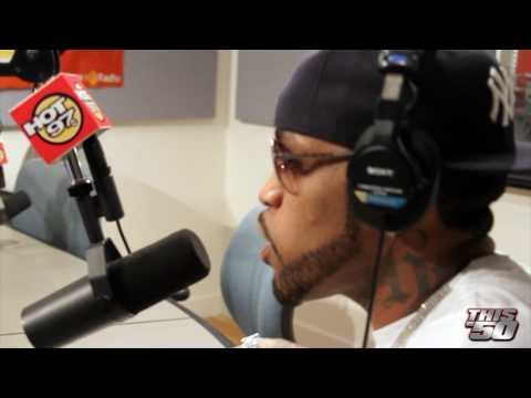 Lloyd Banks - Hot 97 Freestyle Live with FunkMaster Flex - 4/14/2010 | Interview | 50 Cent Music
