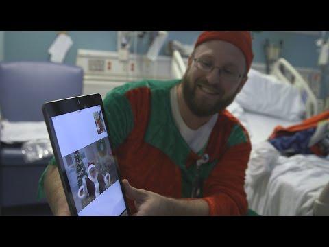 Virtual Santa | Cincinnati Children's