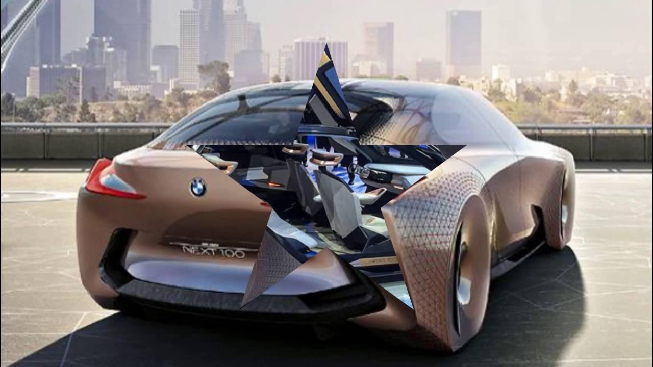 Bmw concept car commercial