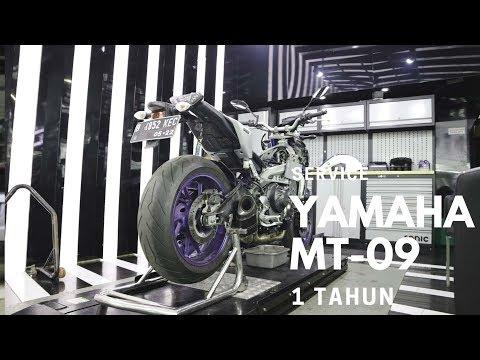 SERVICE YAMAHA MT-09