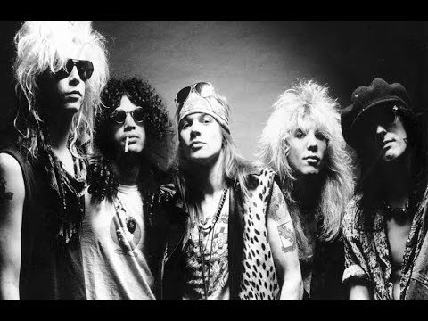 Guns N' Roses – Appetite For Destruction – 1987