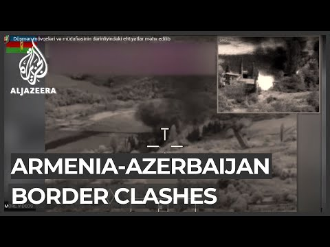 Death Toll In Armenia-Azerbaijan Border Clashes Reaches 14