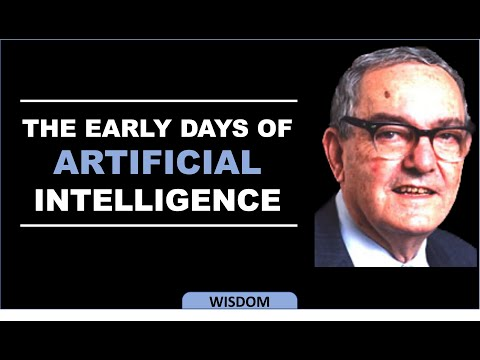 Herbert Simon - The early days of artificial intelligence