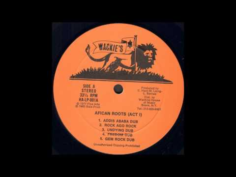 Bullwackies All Stars  - Addis Ababa Dub