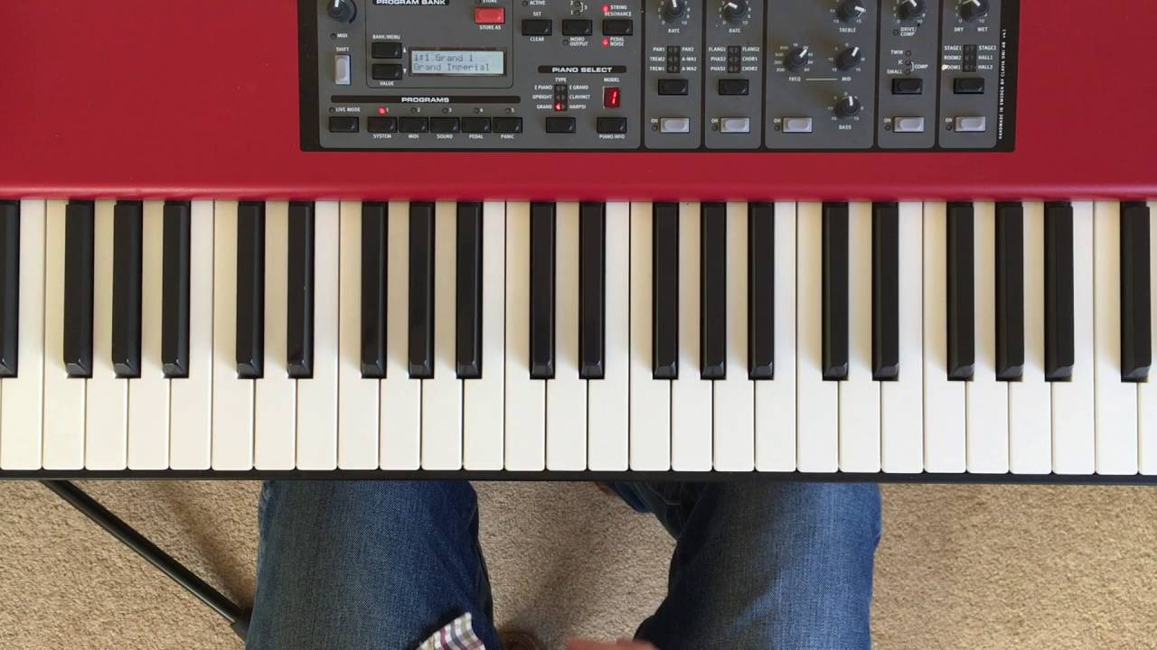 Jazz Piano For Beginners    Tutorial #1: starting to improvise