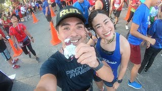 Fire Run 2018 in 1 Minute