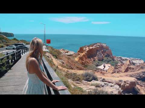 Caves and Beaches of Algarve | Portugal travel video