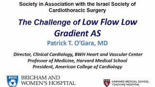 The Challenge of Low Flow Low Gradient Aortic Stenosis | Patrick T. O