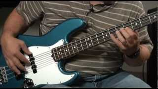 bass for jazz lesson 17 mixolydian mode walking