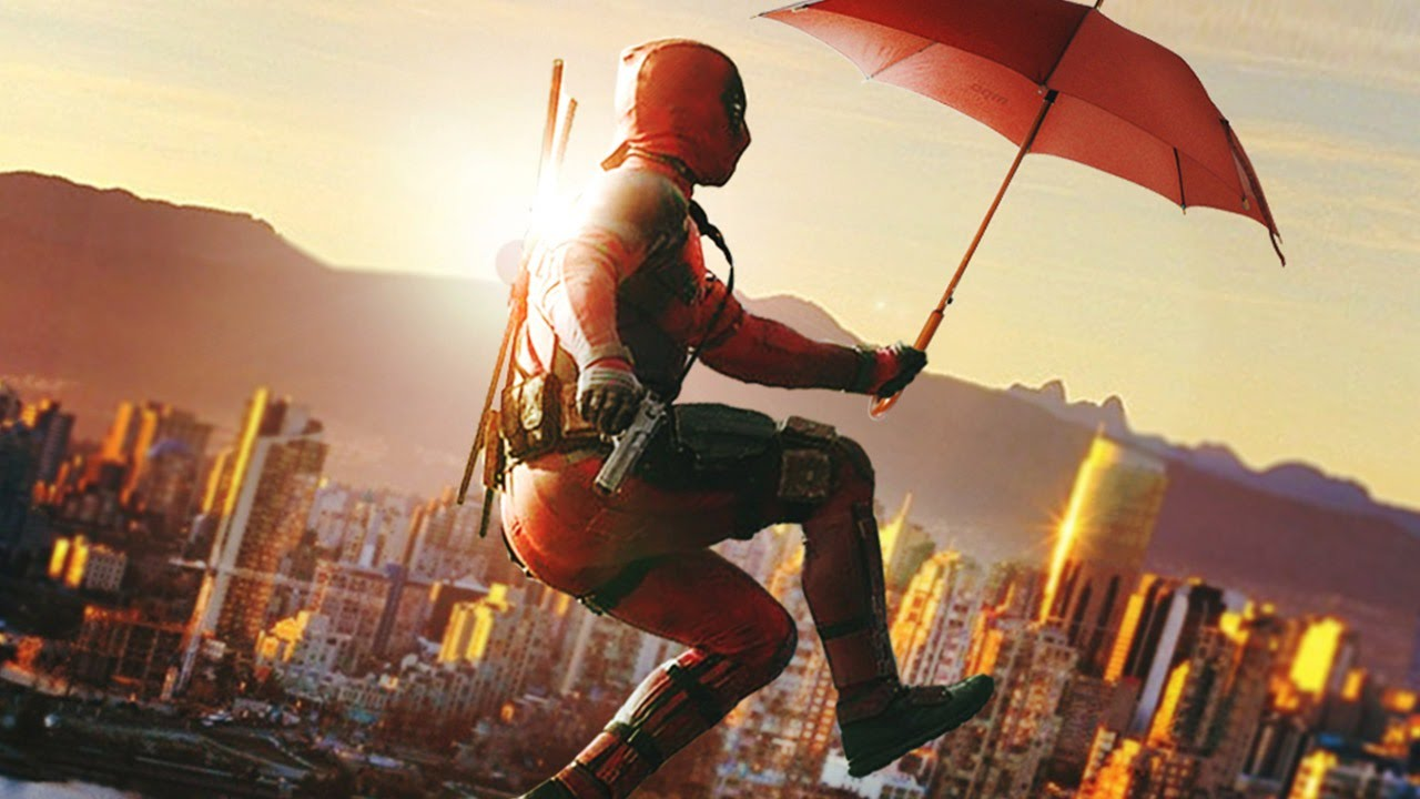 even if deadpool flops it�s being marketed brilliantly