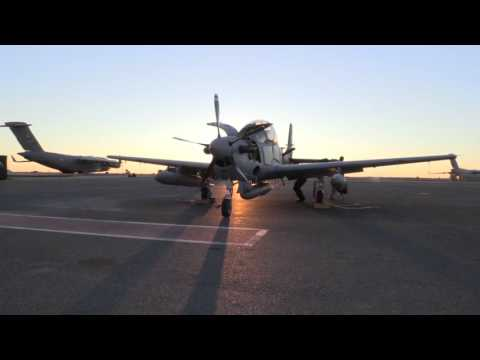 A-29s Heading to Afghanistan