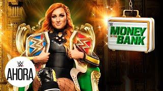 Todo lo que tienes que saber de Money in the Bank: WWE Ahora, Mayo 18, 2019