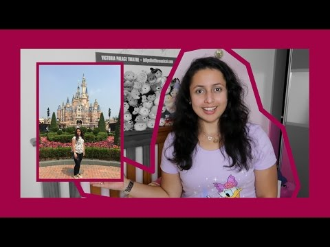 My Shanghai Disneyland Experience
