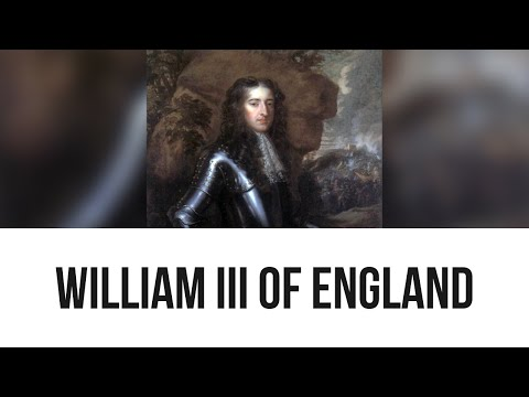 William III of England: Everything you need to know...