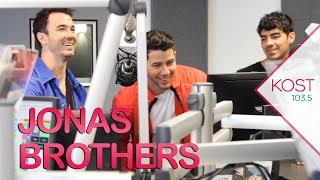 Jonas Brothers Talk 'Chasing Happiness' Documentary, Marriage, Touring, Family & More