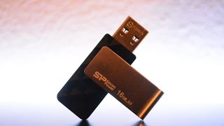 Silicon Power USB Review and Speed Test