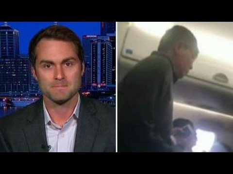 Thumbnail: Eyewitness recounts passenger's removal from plane