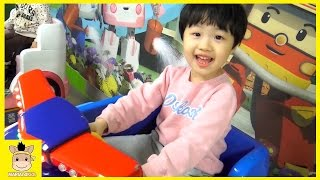 Pororo Kids Cafe Dance Indoor Playground for Family Fun Play | MariAndKids Toys