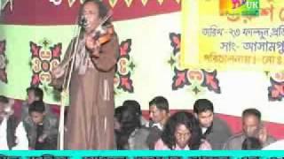 -Anam Baul- jobbar Shah  wurus. 2008. Bangladesh baul song. Sunil kormokar. Pinjor hote.