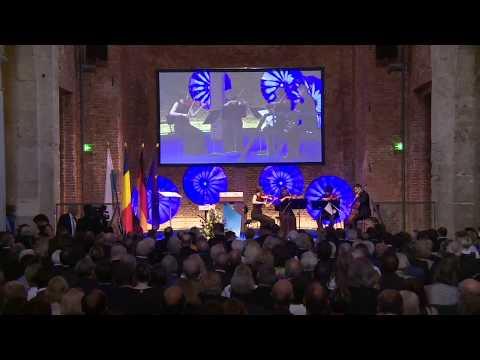 """STIRIPESURSE.RO Ceremonia de decernare a premiului """"Franz Josef Strauss"""""""