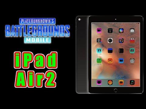 [PUBG MOBILE] 射撃場 - iPad Air2 [Mac+QuickTime]
