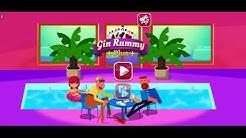 Gin Rummy Plus - Kostenloses Website Karten Spiel online