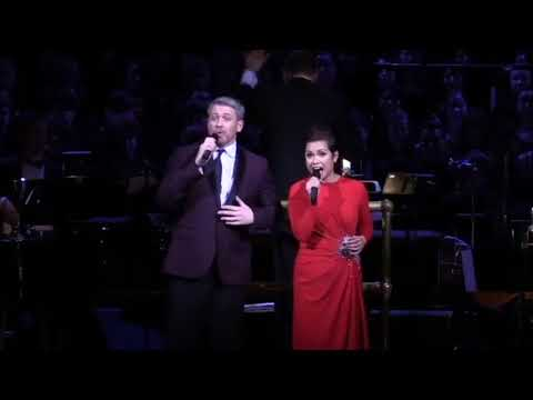 Lea Salonga and Michael Arden Sing 'A whole New World' Live At Carnegie Hall