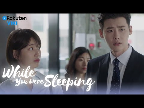 While You Were Sleeping - EP8 | Jealous Lee Jong Suk [Eng Sub]