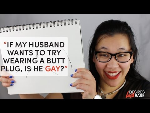 Is My Husband Gay If He Wants To Wear A Butt Plug? - Ask The Sub — Episode 1