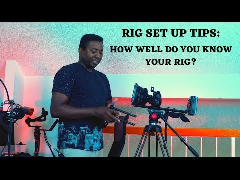 BMPCC 6K & 4k EASY RIG SET UP TIPS