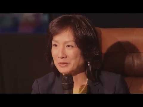 Michelle Lee (USPTO) with Startup Grind DC