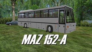 OMSI - MAZ 152 A