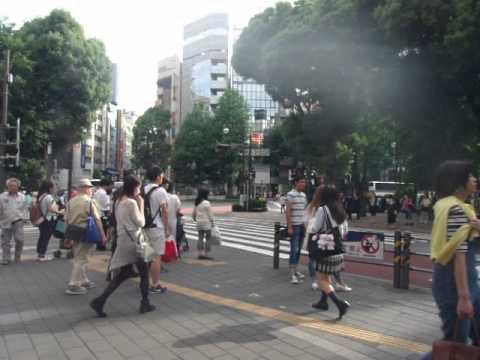 GEDC3342 2015.05.21 nikkei shibunn at ikebukuro sanshain street  lotteria with bunka housou radio.