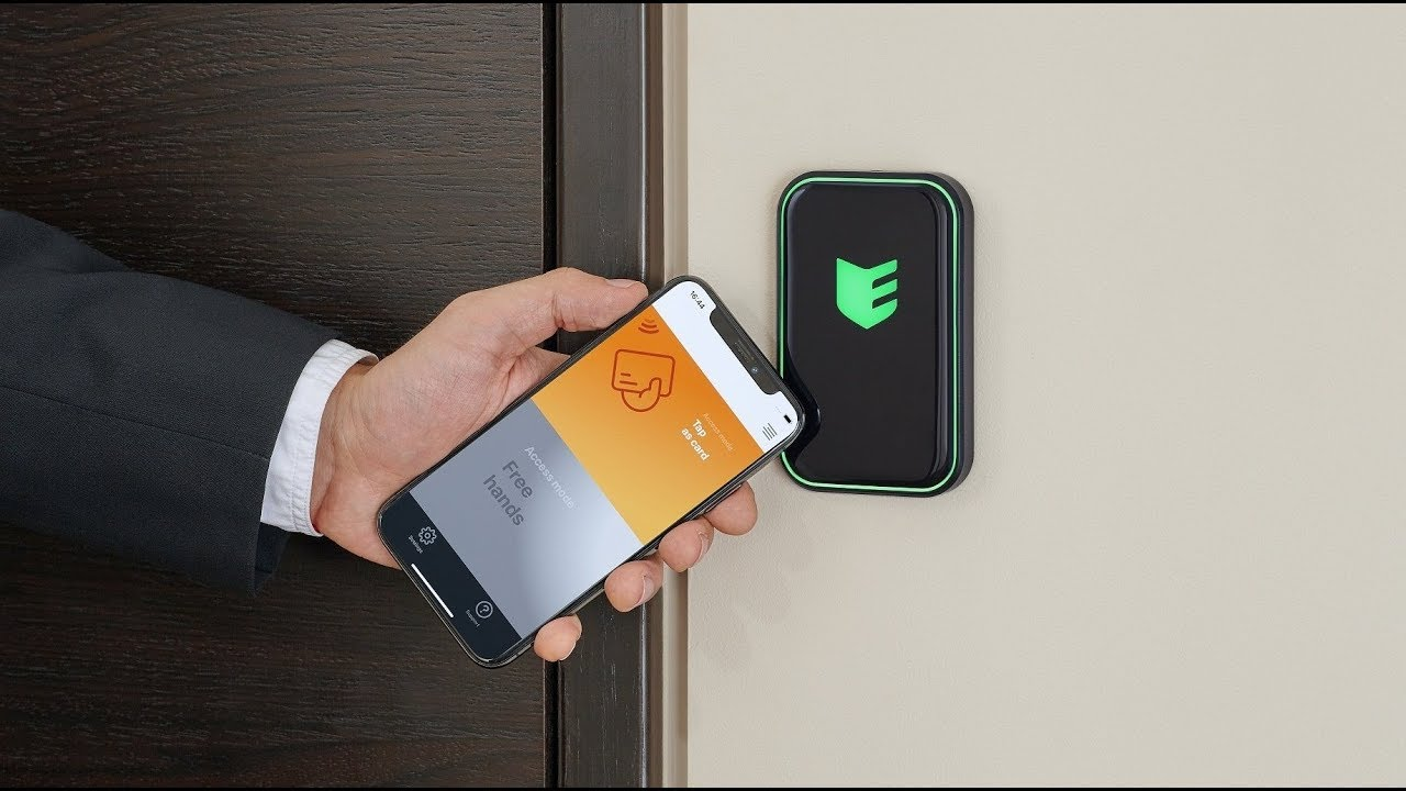 Image result for cellphone access control